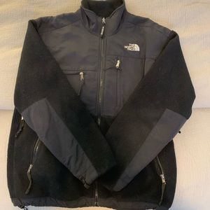 Men's North Face full zip jacket